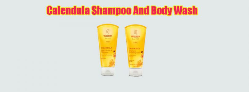 Calendula baby body bath & Wash Shampoo