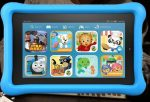Fire Kids Edition Tablet, 7 Display, Wi-Fi, 16 GB