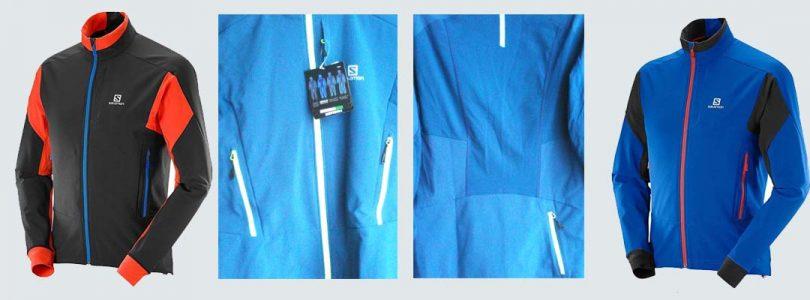 Salomon Momentum Softshell Jacket