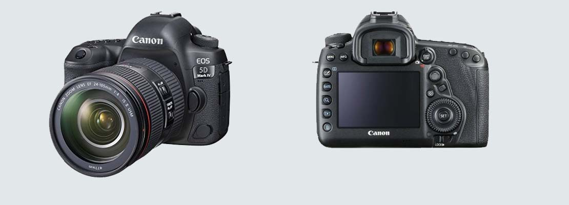 Canon EOS 5D Mark IV Full Frame Digital SLR Camera Review - Reviews ...