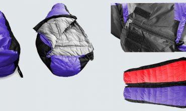 Outdoor Vitals Atlas 15F (-10C) Down Sleeping Bag review