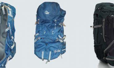 LOWE ALPINE Diran 65-75 Backpack review