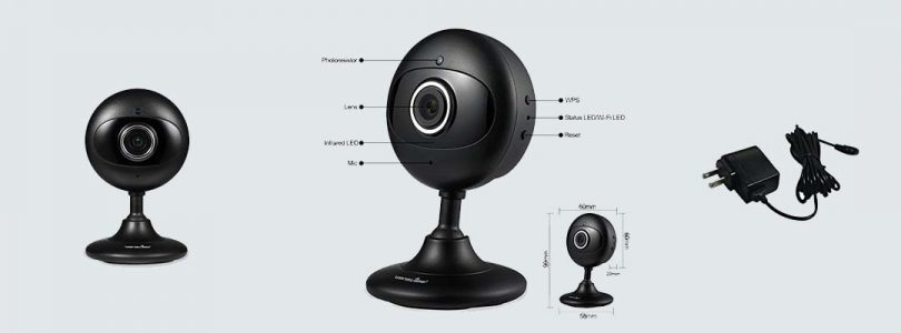Wansview 720P WiFi Wireless Security IP Camera