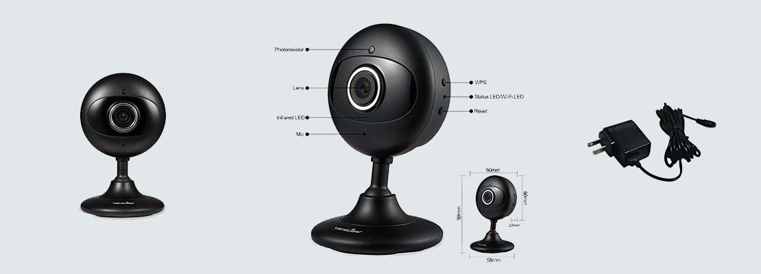 Wansview 720P WiFi Wireless Security IP Camera Review