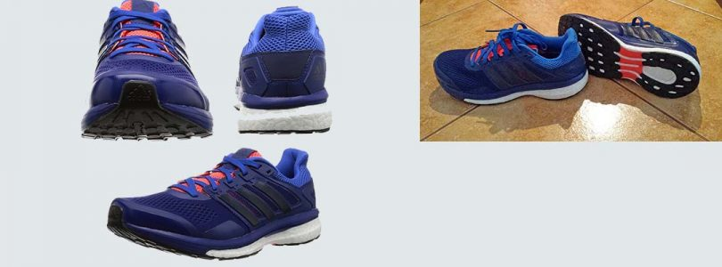 Adidas Supernova Glide 8 Running Shoes review