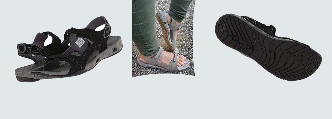 3dae1e3d5293f Columbia Women s Sunlight Vent II 2 Strap Sandal Review - Reviews    Tutorials