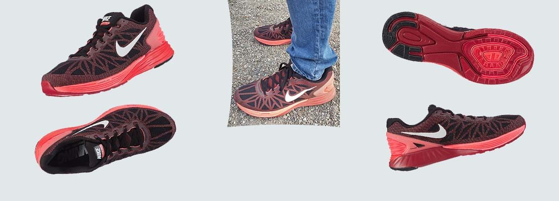 Nike Men's Lunarglide 6 Running Shoe