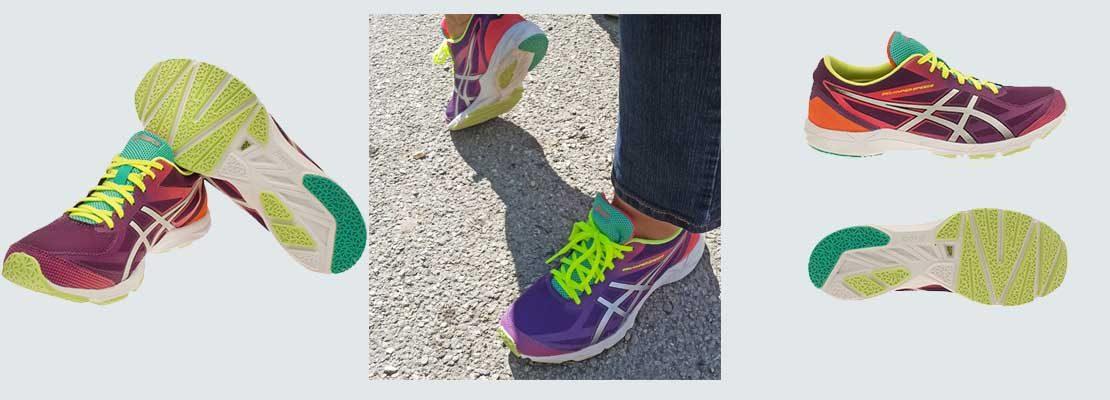 ASICS GEL-HYPER SPEED Running Shoes