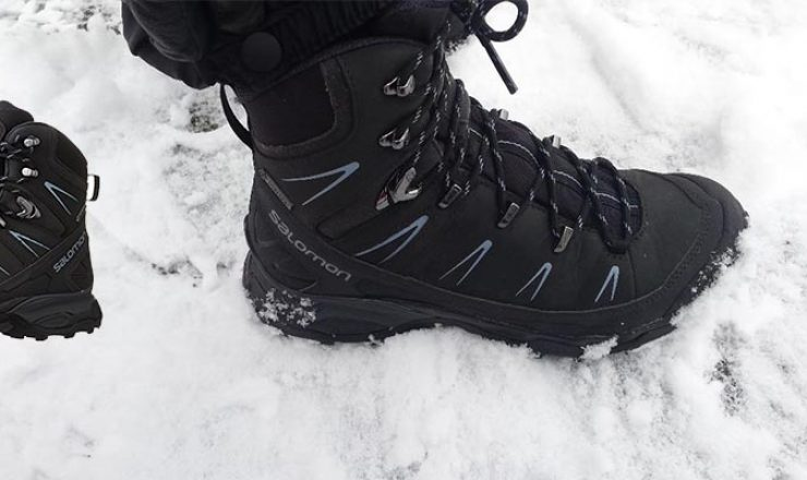 size 40 1b5f5 cd740 Salomon X Ultra Trek GTX Goretex boots review - Reviews ...