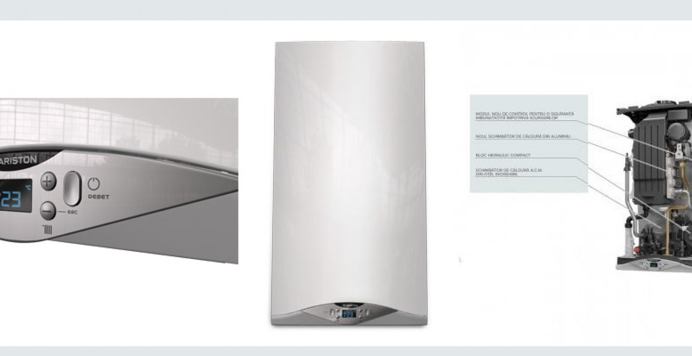 Boiler Ariston: customer reviews