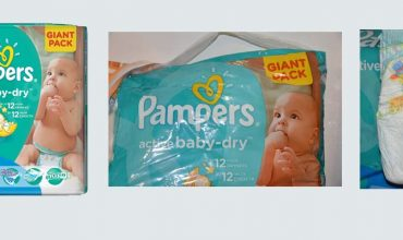 Pampers Active Baby-Dry 3 Midi (4-9 kg) nappies or diapers review