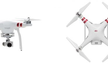 DJI Phantom P3-STANDARD Quadcopter HD photo-video drone review