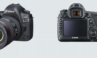 Canon EOS 5D Mark IV Full Frame Digital SLR Camera Review