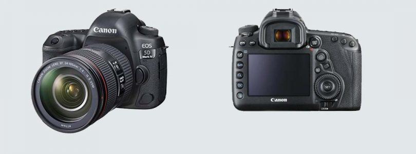 Canon EOS 5D Mark IV Full Frame Digital SLR Camera Review