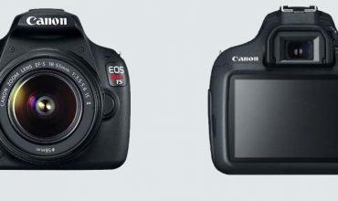Canon EOS Rebel T5 DSLR review