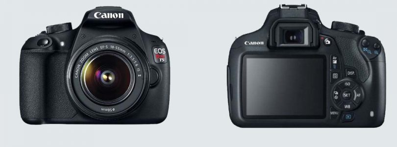 Canon EOS Rebel T5 DSLR review