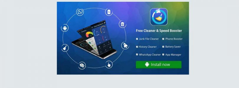 Free Cleaner & Speed Booster Android software review