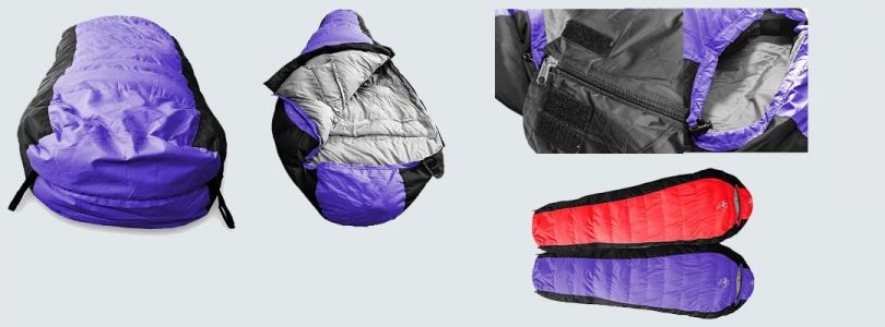 Outdoor Vitals Atlas 15F (-10C) Down Sleeping Bag review