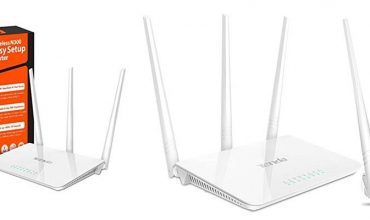 TENDA F3 Wireless N300 Router