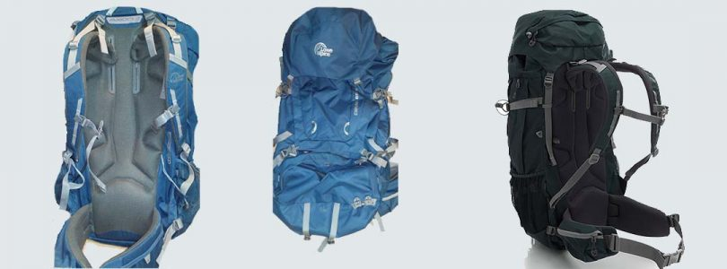LOWE ALPINE Diran 65-75 Backpack review
