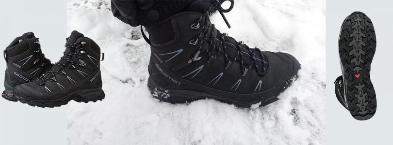 Salomon Women's X Ultra Trek GTX W Backpacking Boot