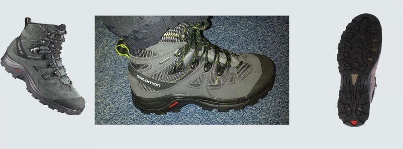 Salomon Discovery GORE-TEX Walking Boots review
