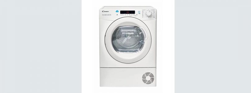 Candy CS4 H7A1DE-S slim tumble dryer
