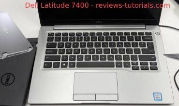 Dell Latitude 7400 review